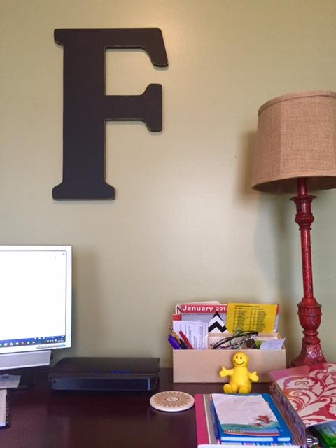 f office