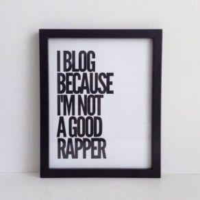 not a rapper