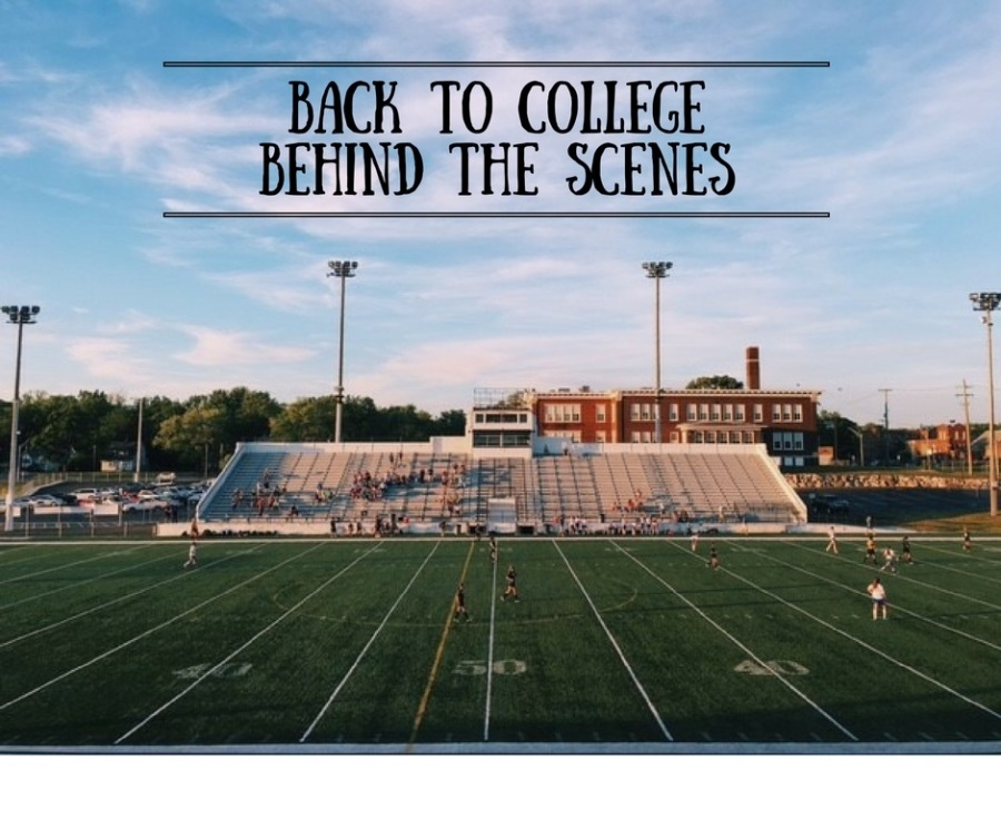 Back To College: Behind the Scenes