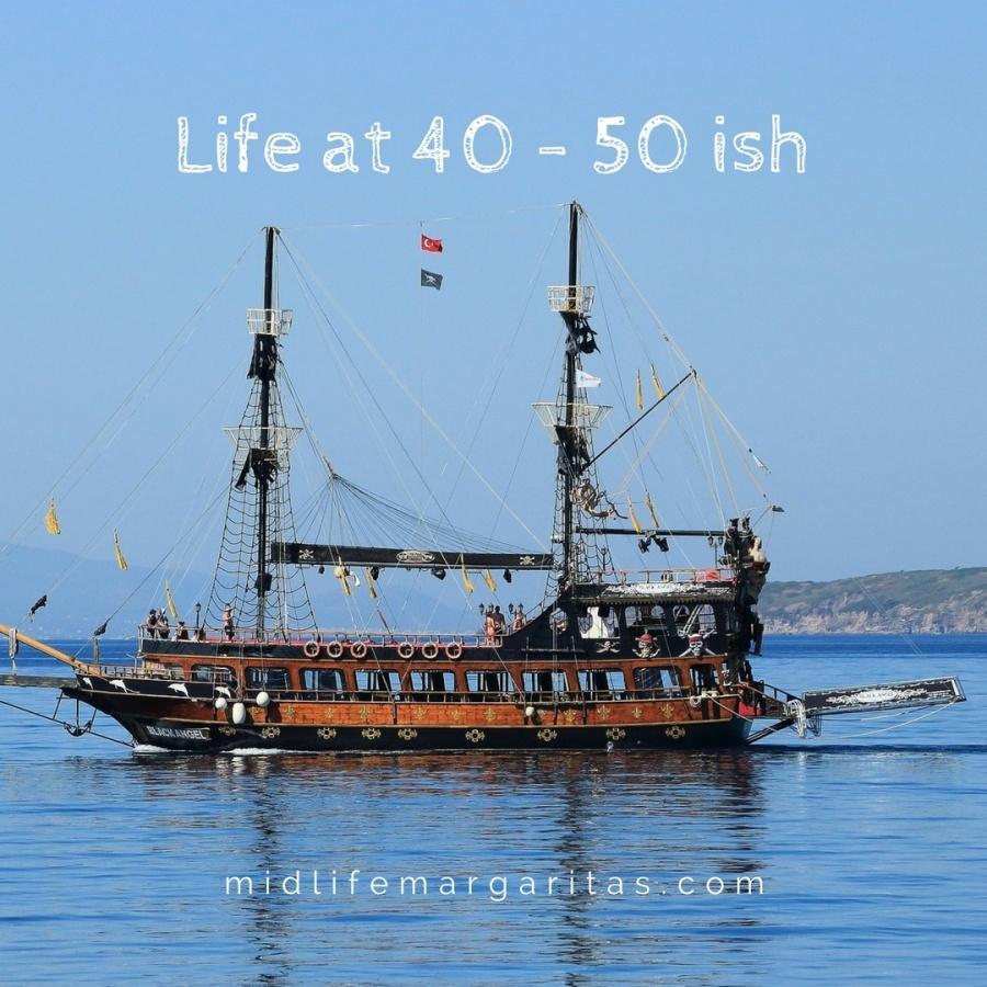 A Pirate Looks at 40 – 50 ish…