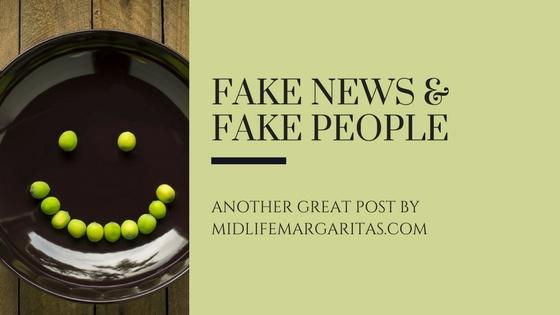 Facebook Fake News & FakePeople