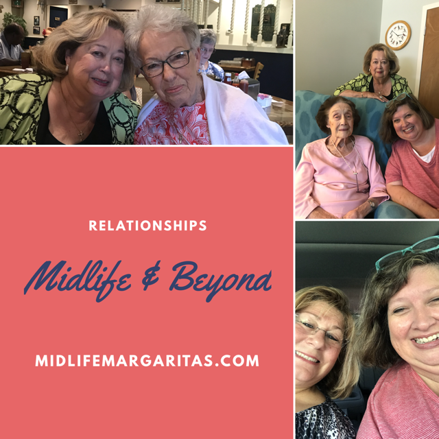 Relationships. Midlife & Beyond