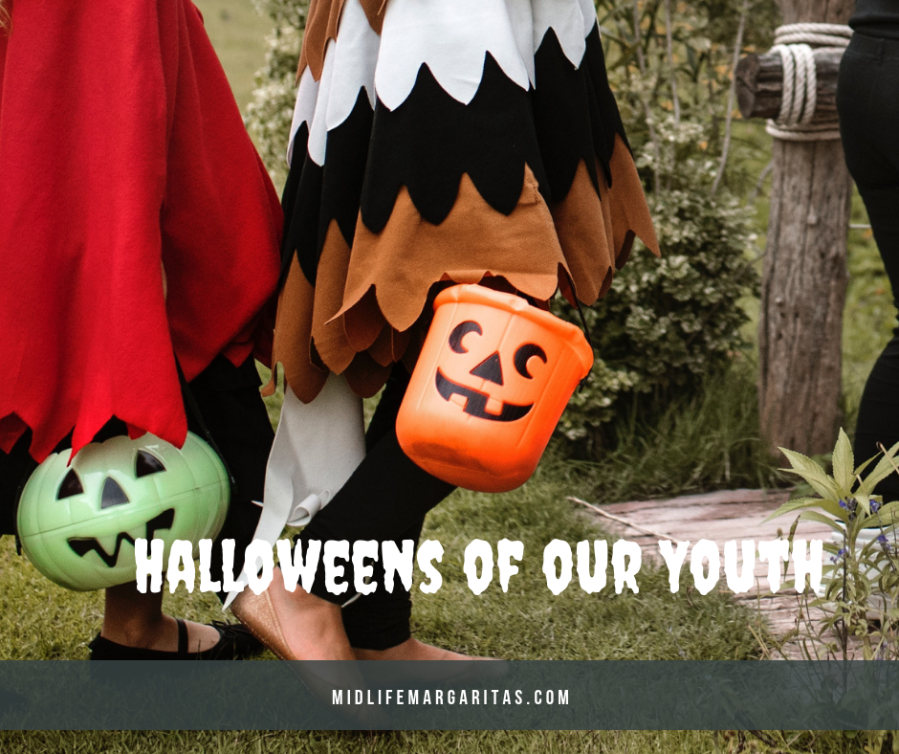 Halloweens from our Youth & Hellish Costumes