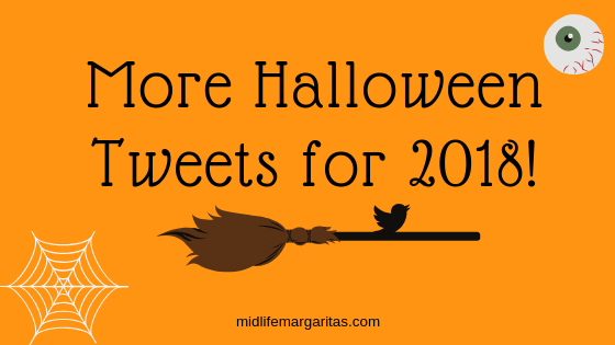 More Halloween Tweets for 2018
