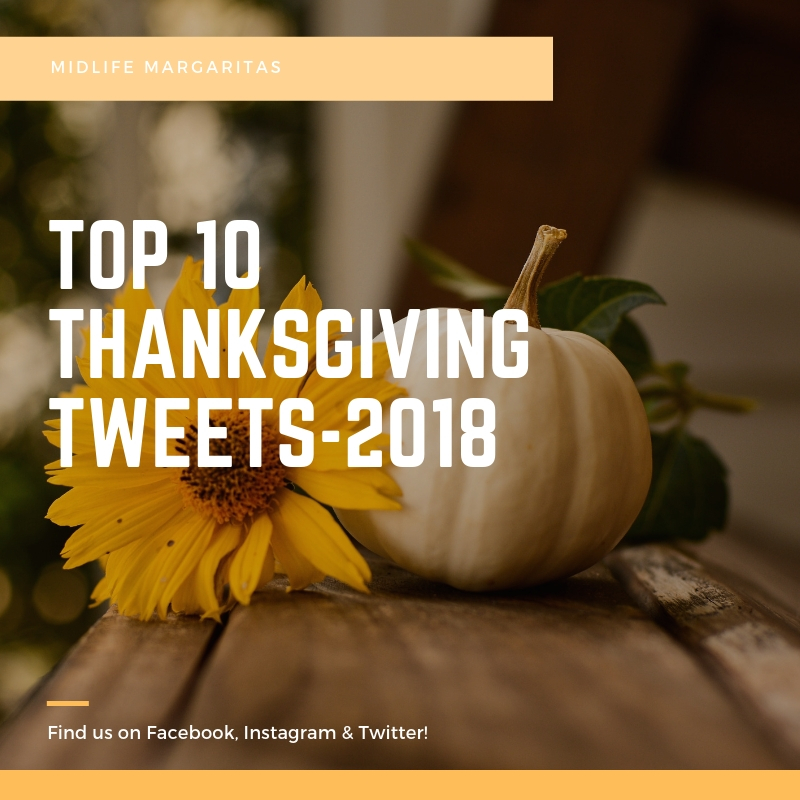 10 Funny Thanksgiving Tweets
