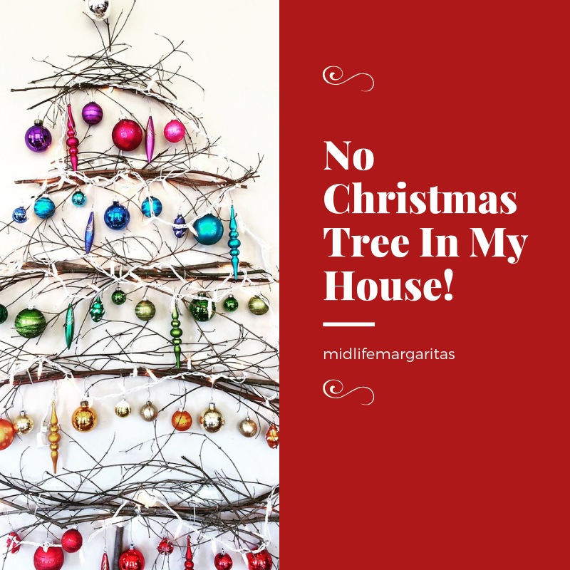 The Night Before Christmas and all Through the House….There was NO Tree in my House!