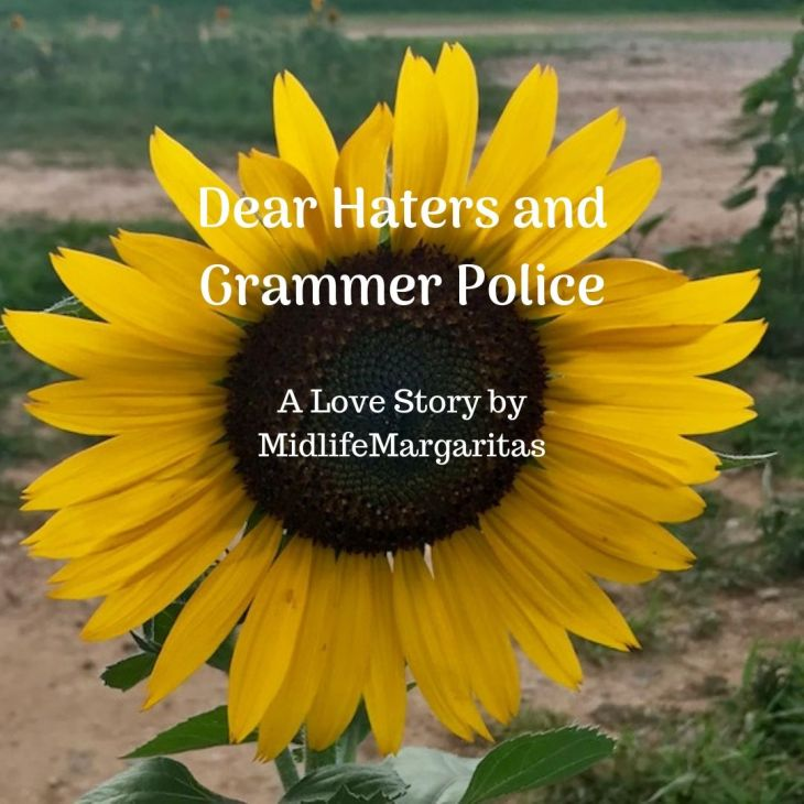 Dear Haters and Grammer Police