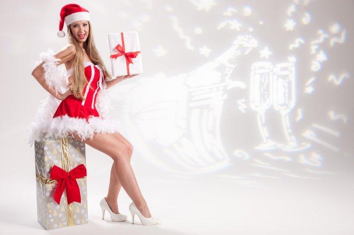 christmasmodel