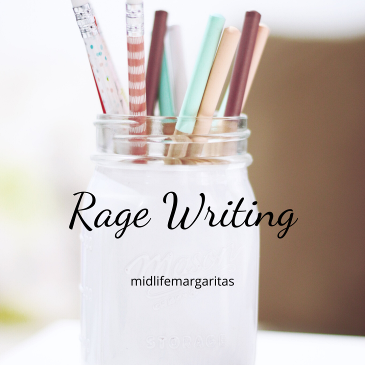 Rage Writing