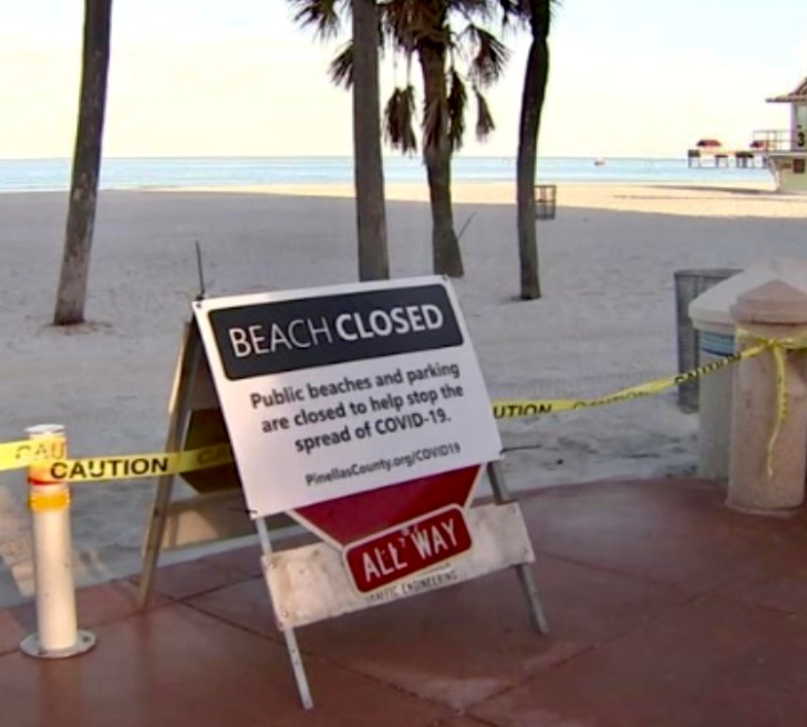 BeachClosed