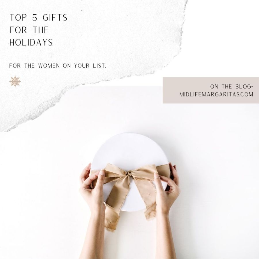 Best 5 Holiday Gifts To Give Her. Oprah and Santa's Elves Agree.