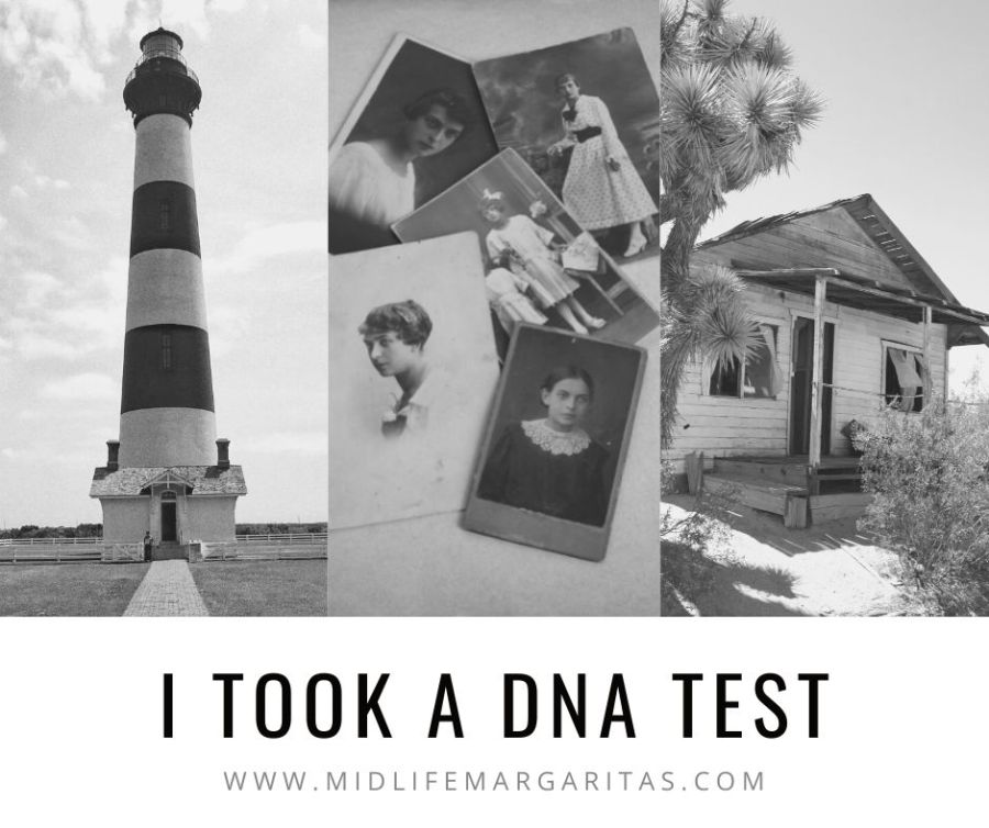 When Your Ancestry.com DNA Test Leads To The Lost Colony And Your Husband May Actually Be A Distant Cousin. Just Another Dysfunctional Family ReunionStory.